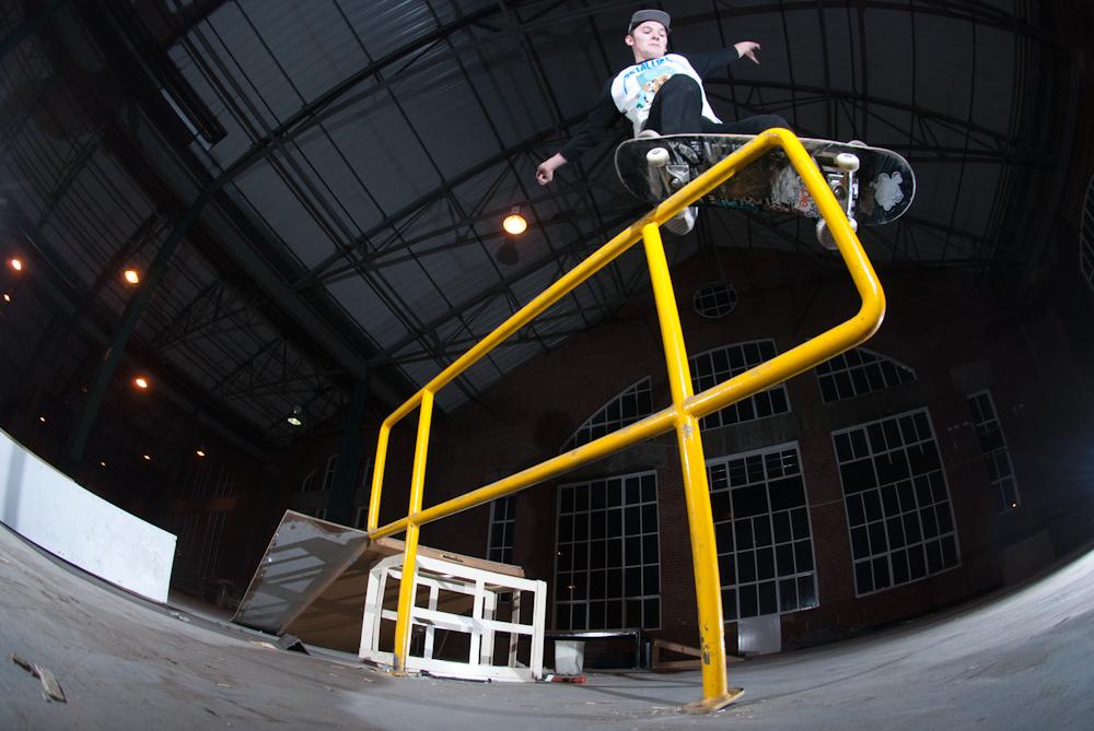 Jake Wainwright - Fs Smith - Sheffield_