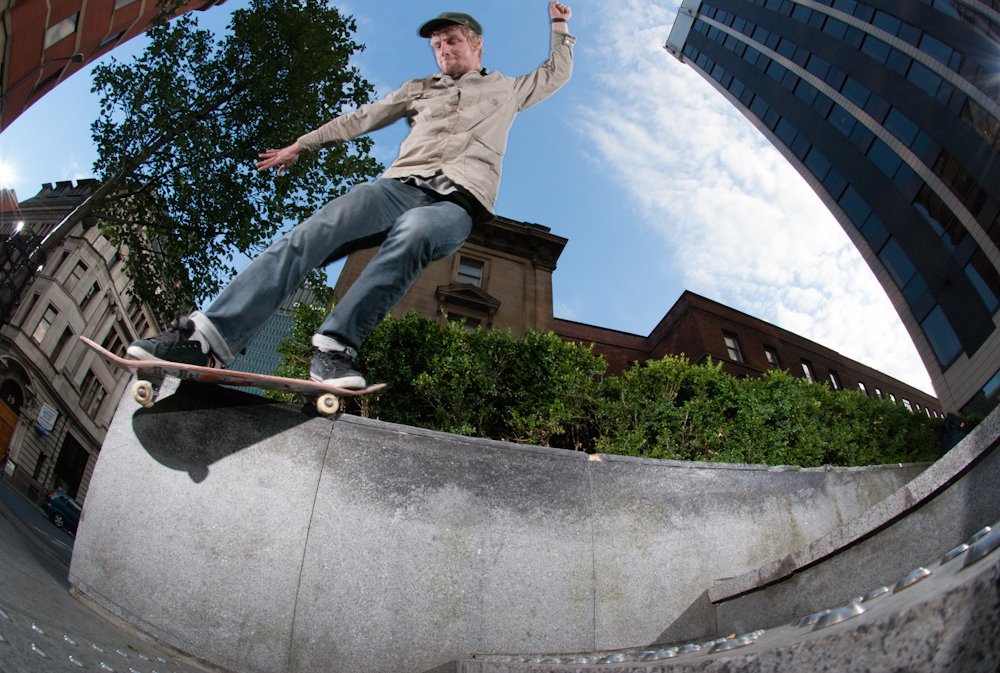 Joe Paget - Bs Smith - Manchester