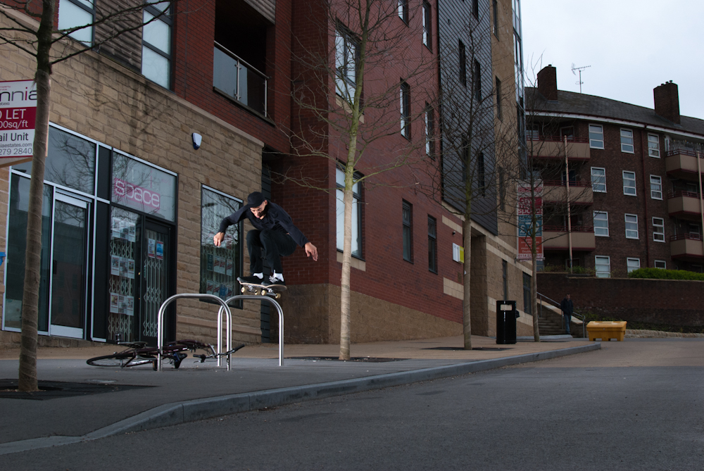 Mark Pritchard - Ollie - Sheffield
