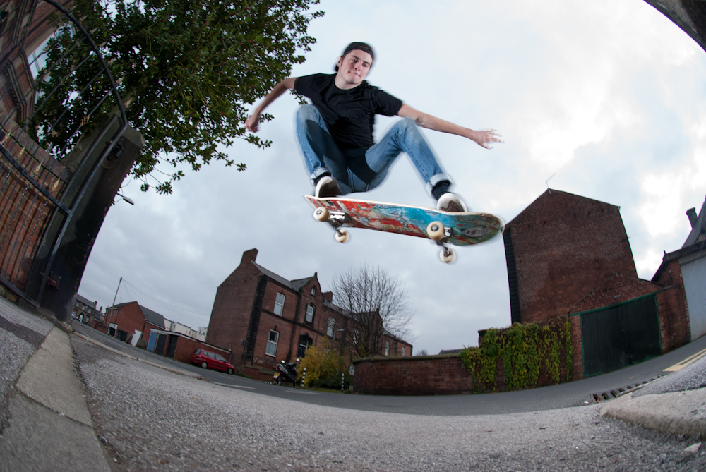 Myles Rushforth - Ollie Road Gap - Barnsley