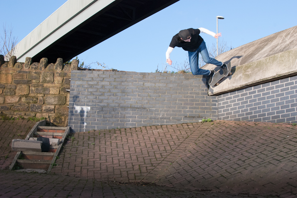 Myles Rushforth - Warride Carve Round - Leeds