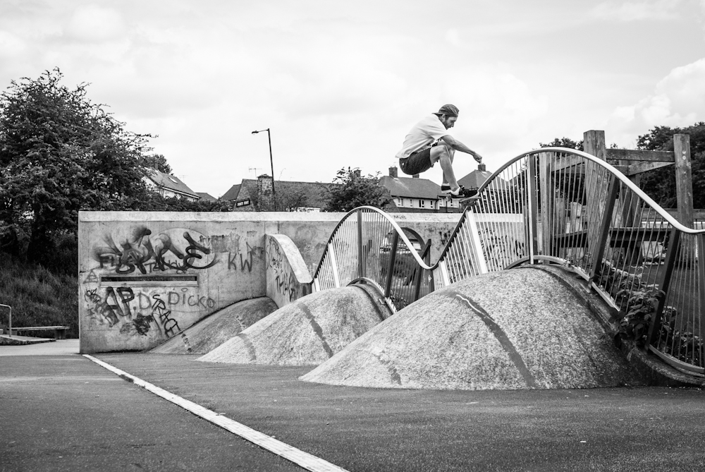 Ronny Calow - Ollie - Cookson Sheffield