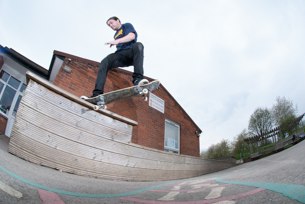 Moggins - 180 Switch Crook - Sheffield