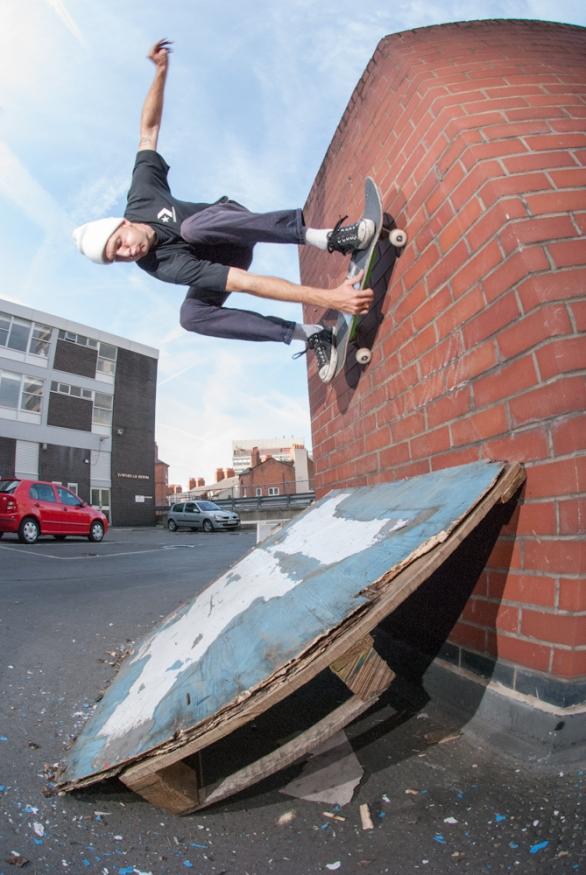 Dave Adlington - Walride Indy - Sheffield
