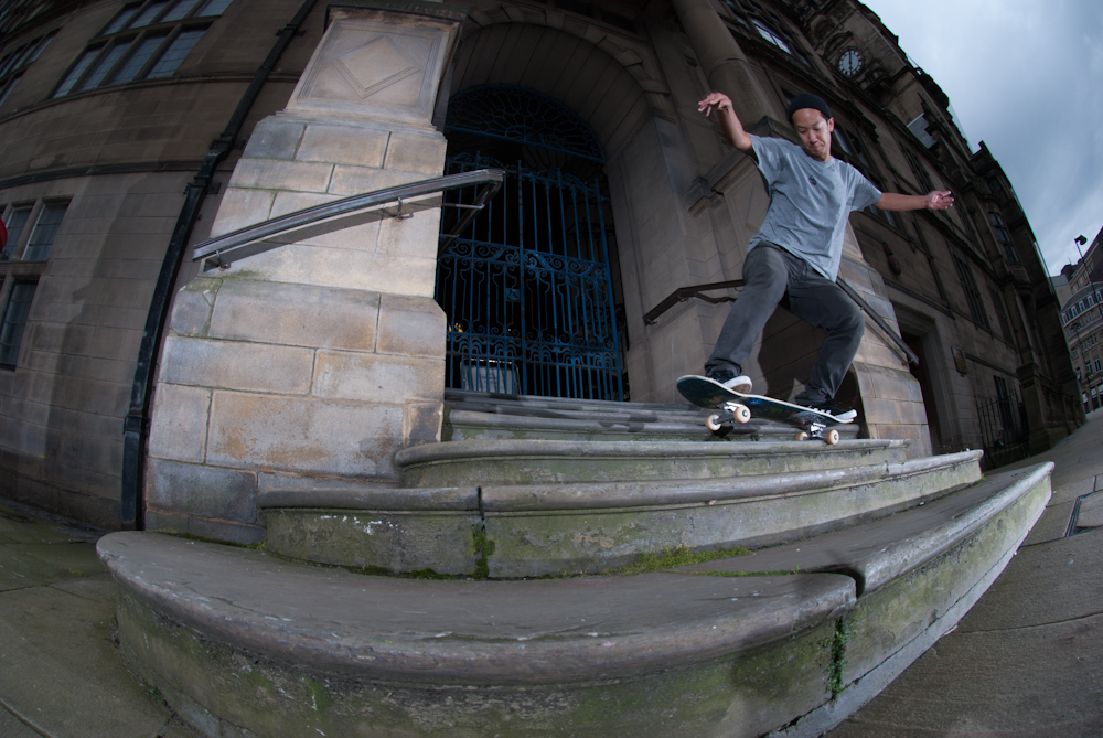 Chung - Bs 5-0 - City hall Sheff