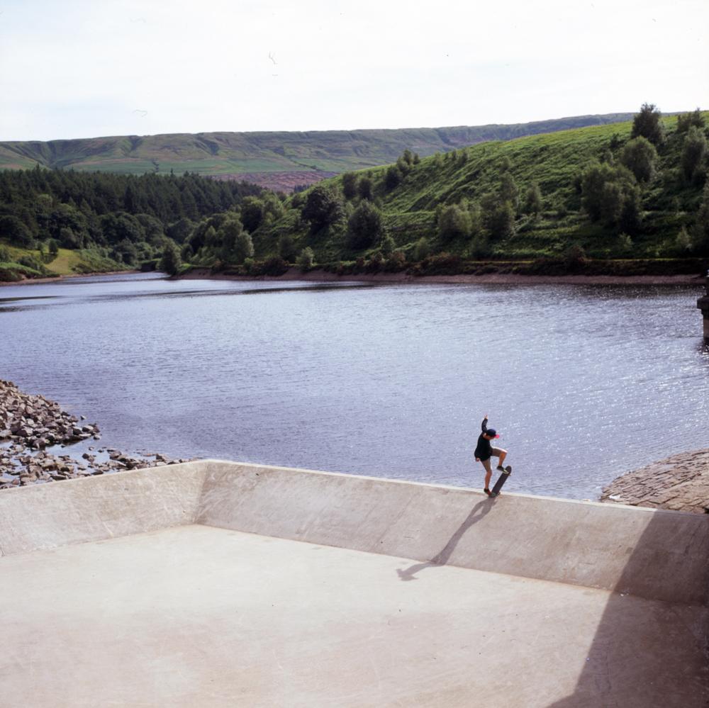 Dan Beall - Noseblunt - Holmfirth Reservoir