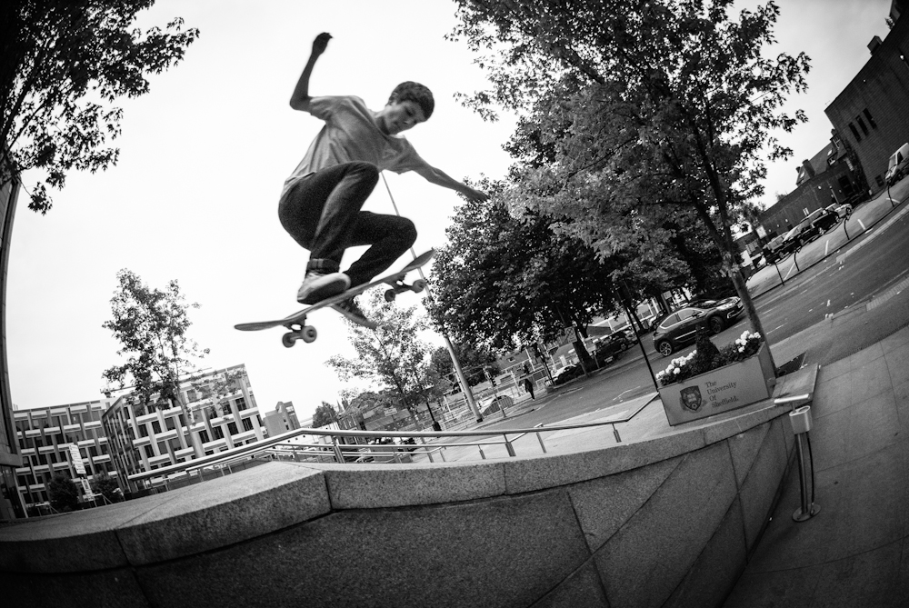 Matlok - Bennett-Jones - No Comply - Sheffield Uni