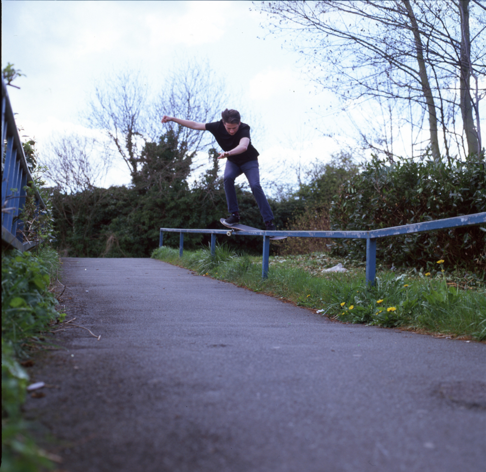 Myles Rushforth - Feeble - Barnsley - Low Angle