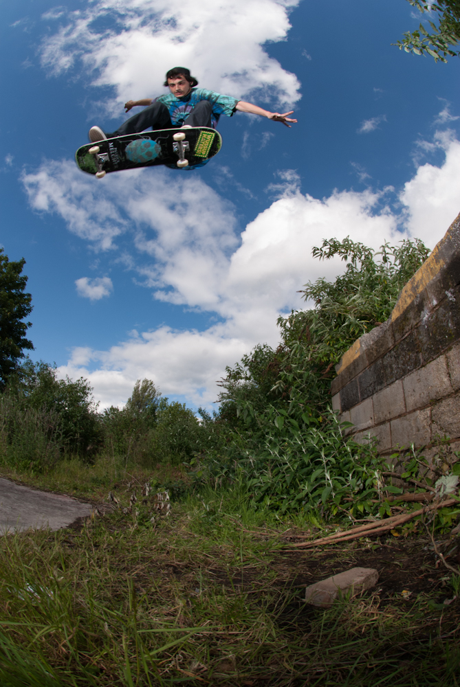 Timmy - Switch Flip - Wasteland Gap Chesterfield