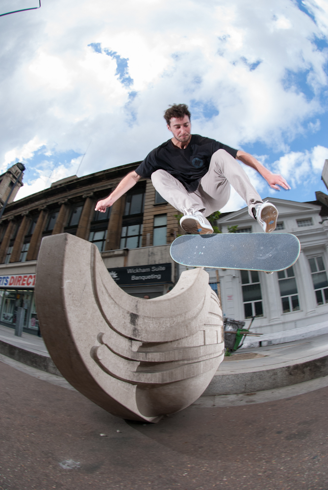 Pete Buckley - Switch Flip - London