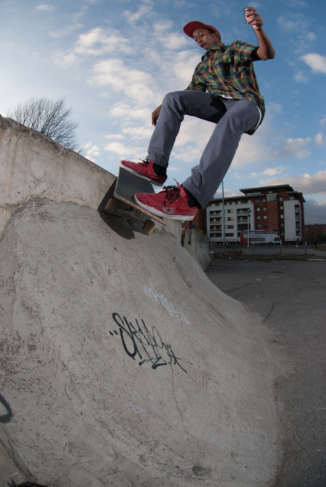 Shaun Currie - Fs Smith - Manchester