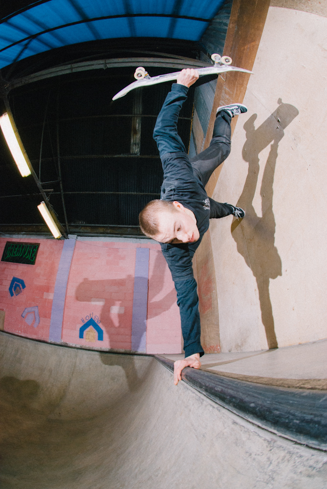 Ben Broyd - Invert - The House