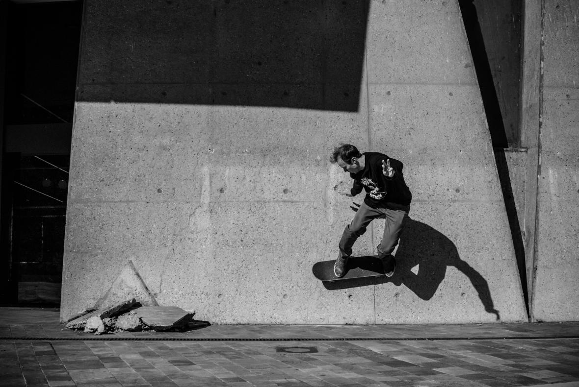 Henry Stables - Wallride - Lyon