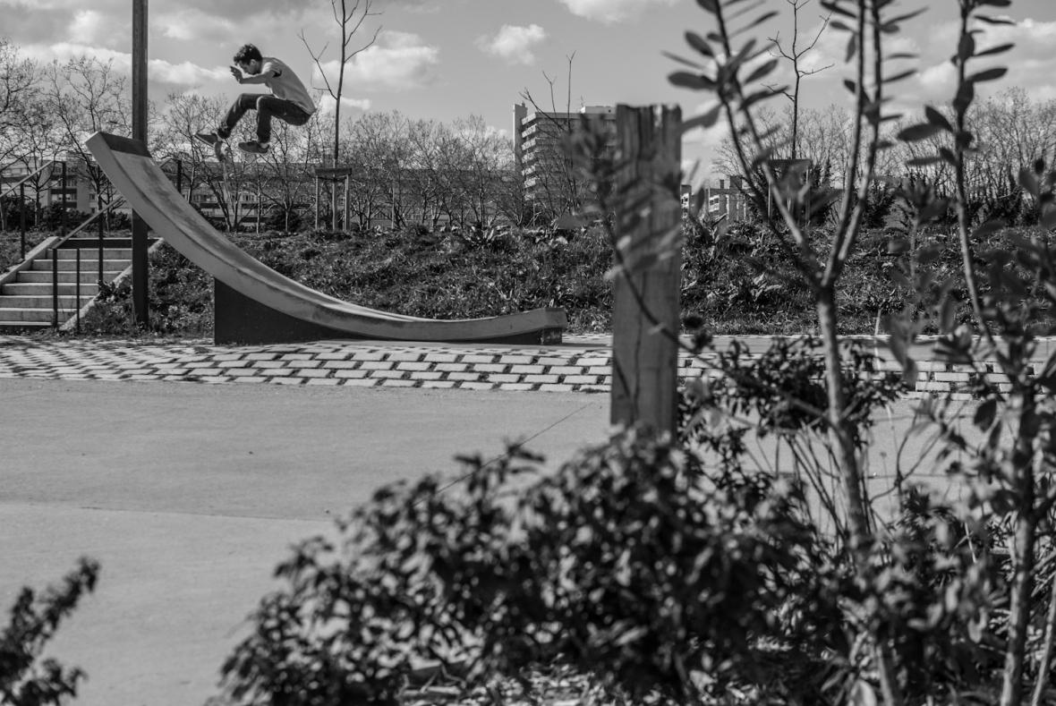 Jonny Five - 360 Flip - Lyon