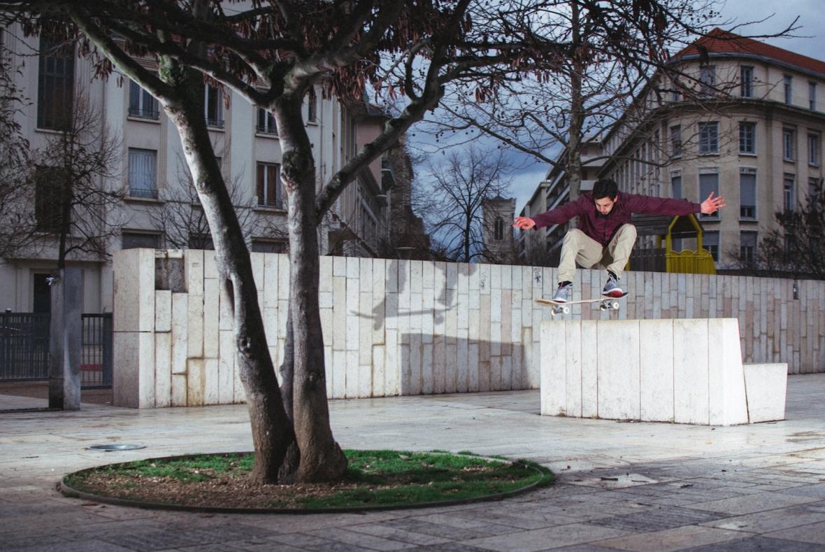 Jonny Five - Ollie - Lyon
