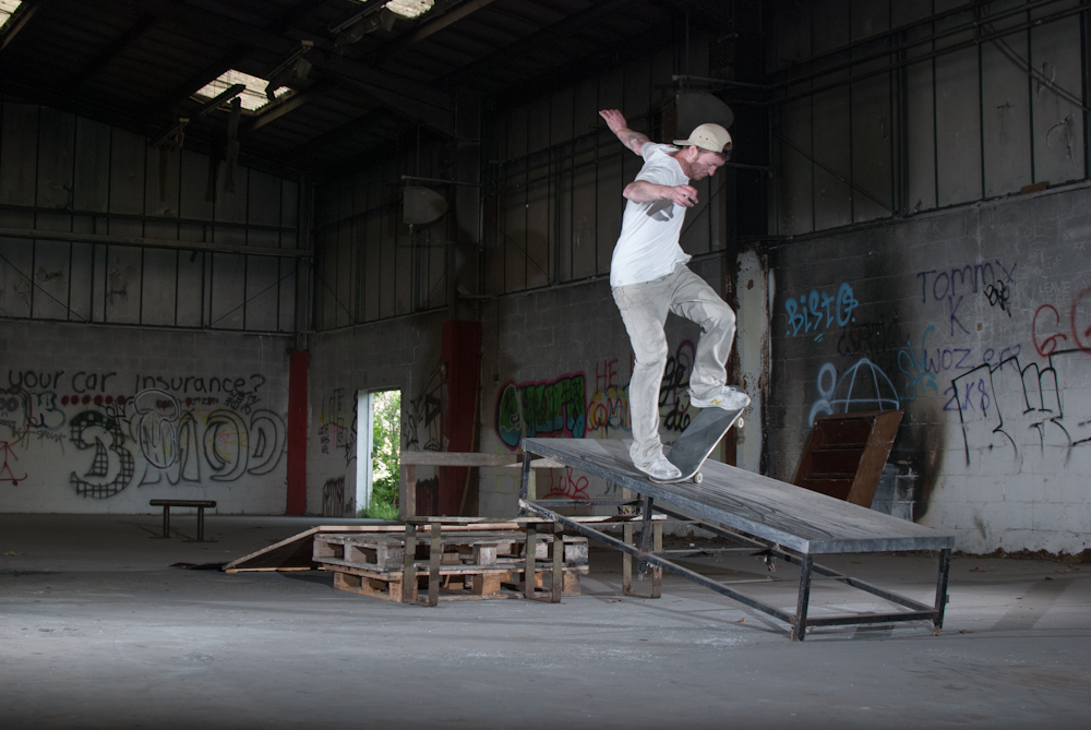 Danny Jones - Noseblunt - Driffield