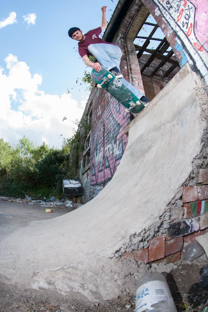 Jack Newman - Crailblock - DIY Sheffield