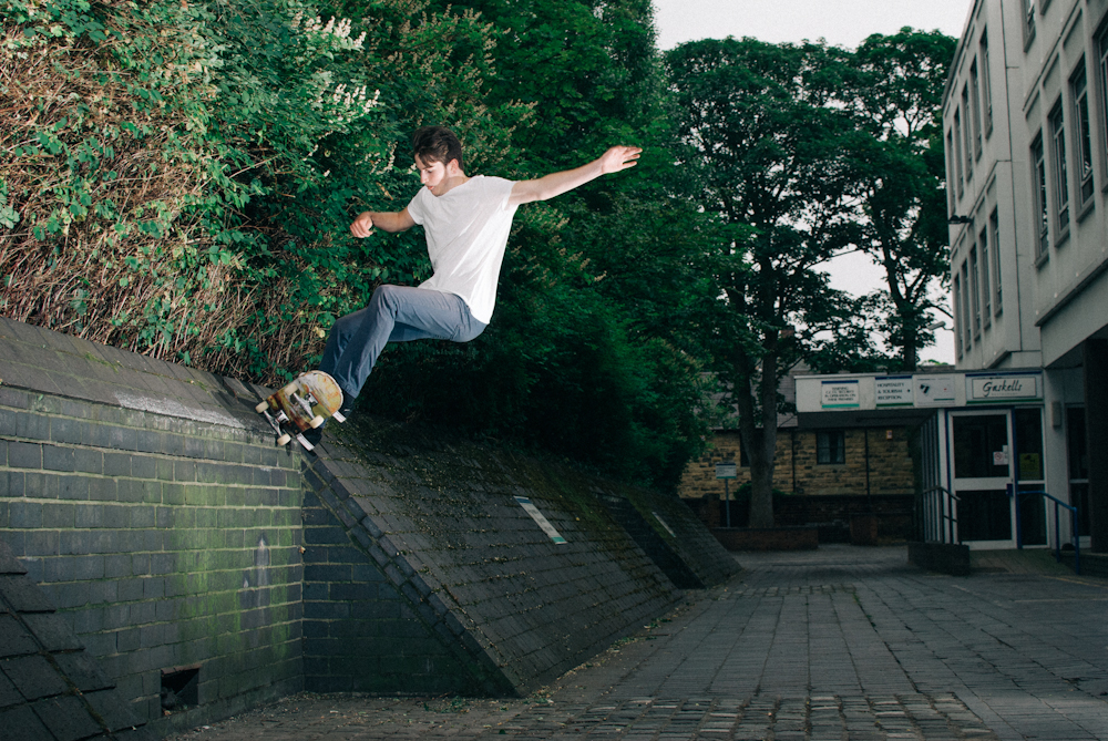 Myles Rushforth - Fs 5-0 - Wakefield Banks