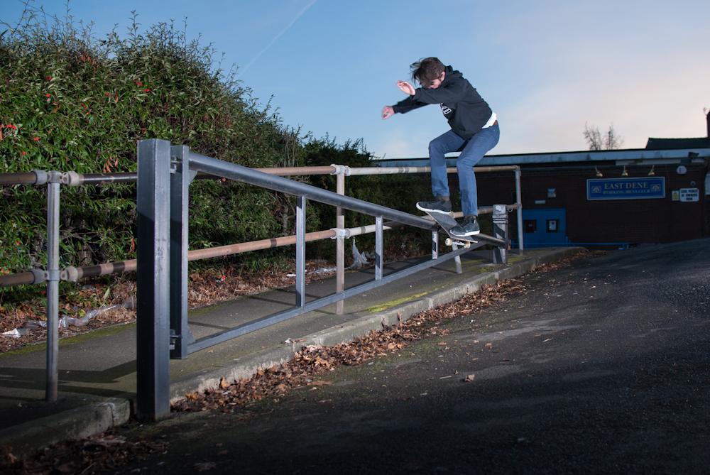 Myles Rushforth - Fs Smith - Barnsley