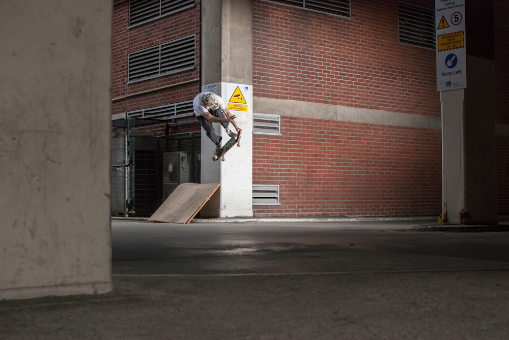 Dave Adlington - Wallie Nosegrab - Sheffield