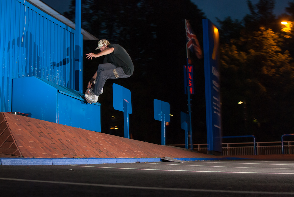 Dave Adlington - Nosepick - Sheffield