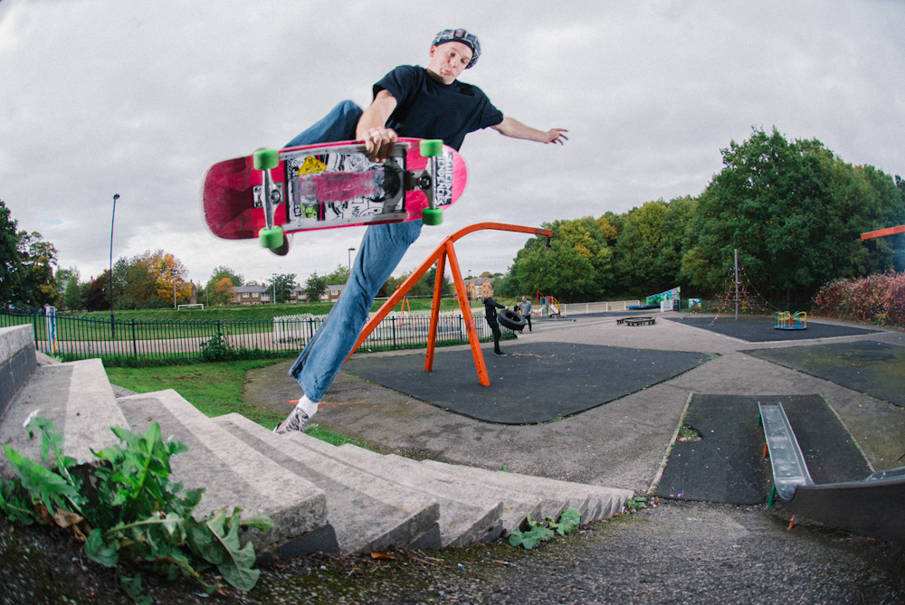 Dave Adlington - Boneless Playground - Sheffield