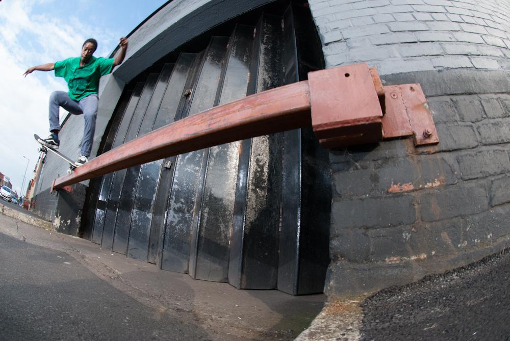 Shaun Currie - Crook Road Gap - Sheffield