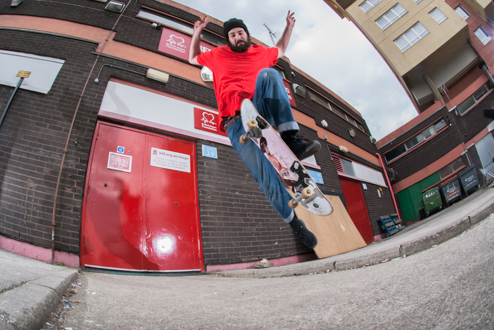 Alex Bird - No Comply -Wakefield