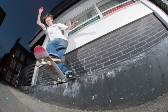 Matlok Bennett-Jones - Bs Tailslide - Sheffield