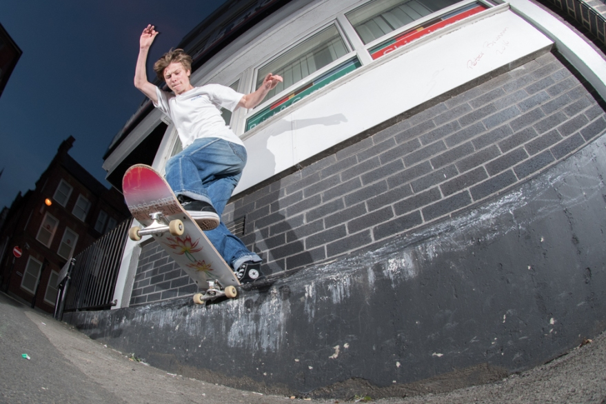 Matlok Bennett-Jones - Bs Tailslide - Sheffield