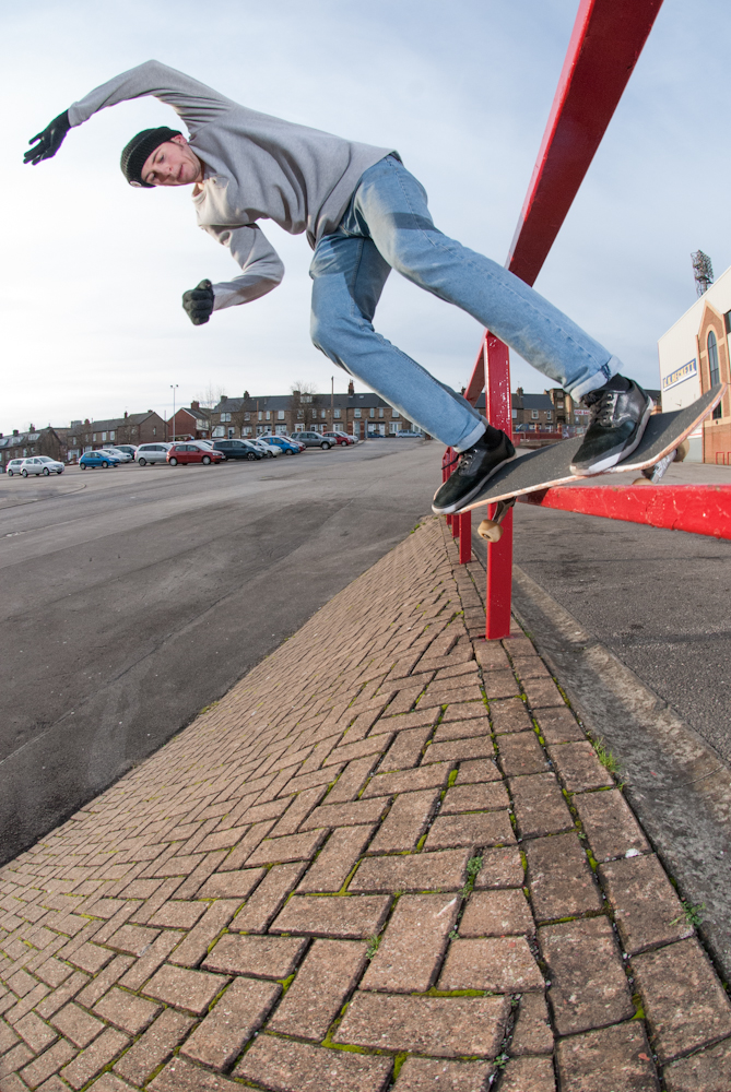 Myles Rushforth - Feeble - Barnsley Football Ground