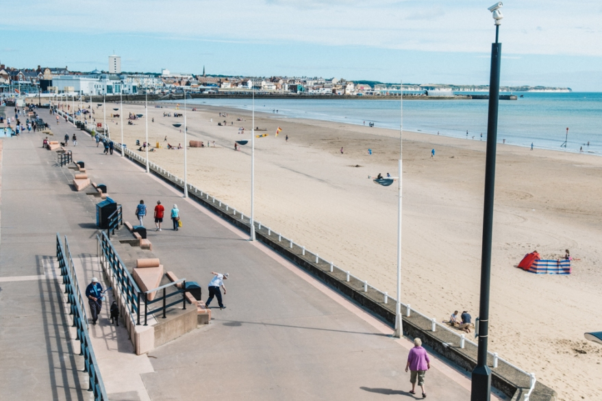 Danny Jones - Back Tail - Bridlington Seafront